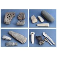 Casa colectiilor - Sala 1 -  obiecte utilitare neoliticei 01.jpg