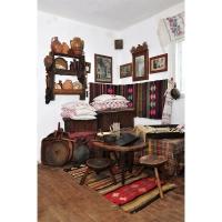 Casa colectiilor - sala 4 -  Interior taranesc 01.jpg