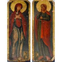 Casa colectiilor - Sala 5 - Obiecte religioase - icoana lemn  03.jpg