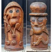 Neculai Popa - Sculptura lemn - Personaje 03.jpg