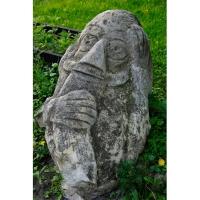 Neculai Popa - Sculptura piatra - Curte 02.jpg