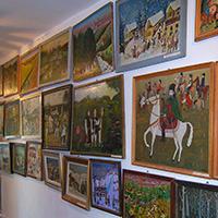 Muzeul Popa - Casa colectiilor_Hol_2