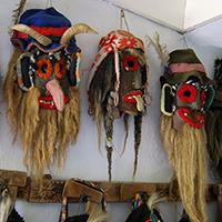 Muzeul Popa - Casa cu masti - Hol1_200x200