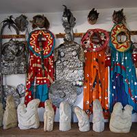 Muzeul Popa - Casa cu masti - Sala3_200x200