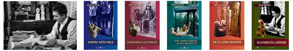 Neculai Popa - carti publicate